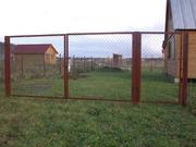 Калитки и ворота предлагаем,  привозим бесплатно