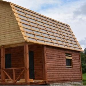 Дом-Баня из бруса готовые срубы с установкой-10 дней Светлогорск