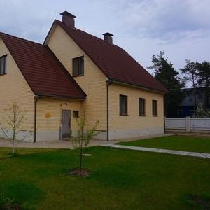 Уютный дом с красивым интерьером