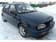 Продам W-Гольф-3 pf 4500
