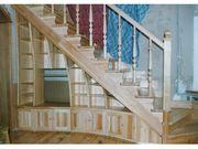 Элитные лестницы из дерева.