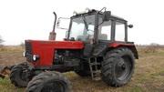 Продам трактор Беларусь МТЗ. В хорошем состоянии,  с документами,  покра
